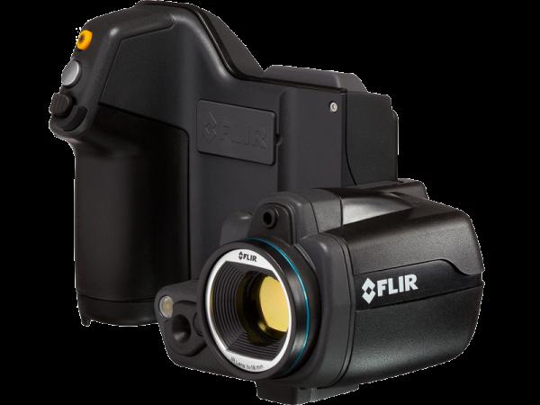FLIR T440, Apliter Termografia